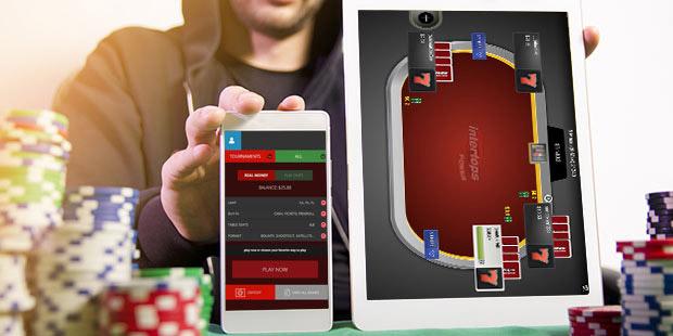 Intertops Poker Plattform