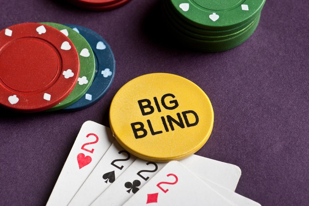 Was bedeutet Big Blind beim Pokern?