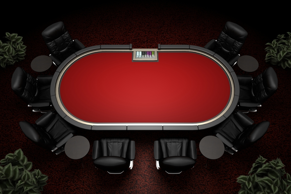 Positionen am Pokertisch