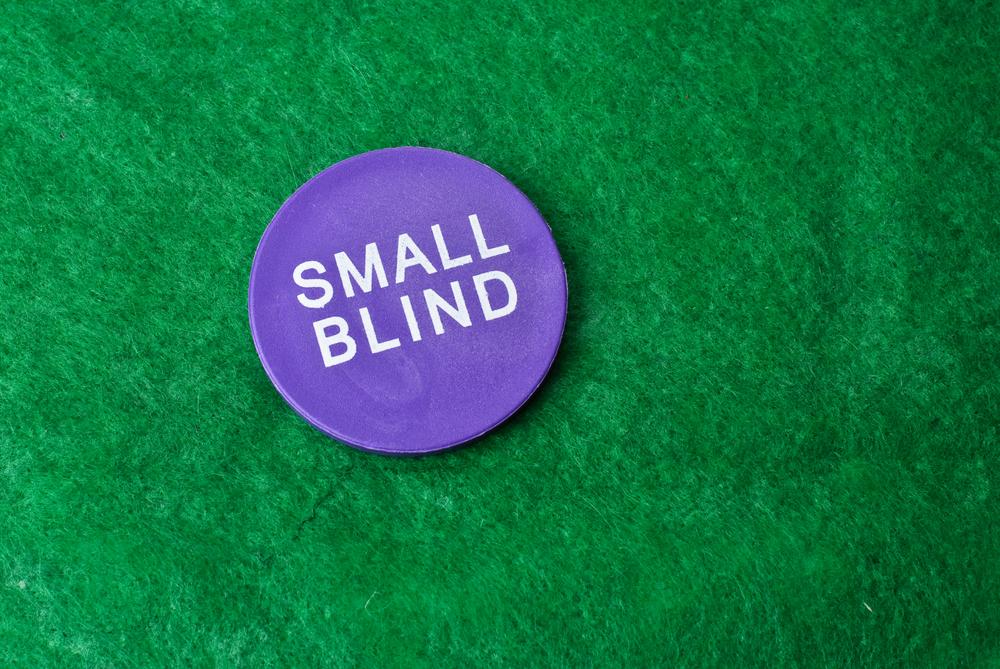 Was ist Small Blind beim Poker?